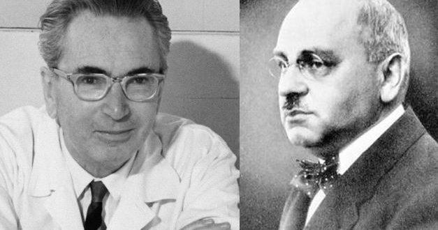 Viktor Frankl and Alfred Adler